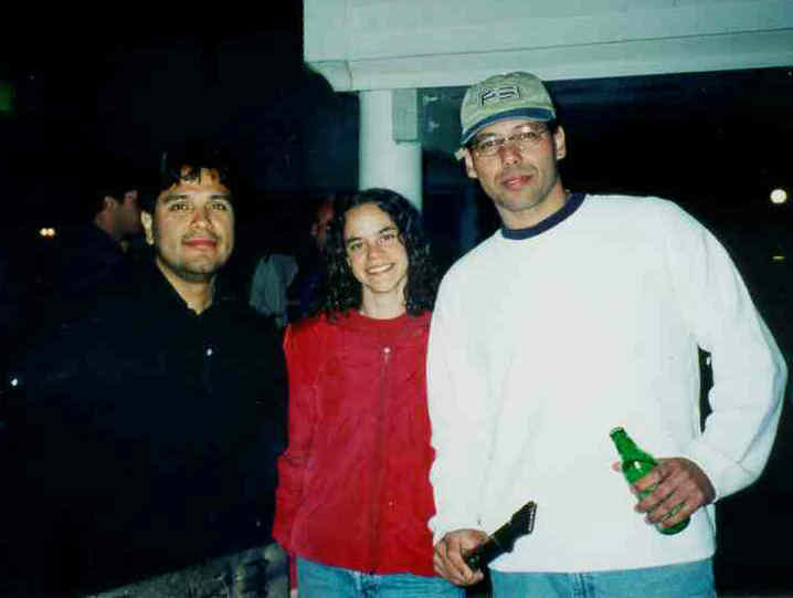 Dewey Beach April 2001