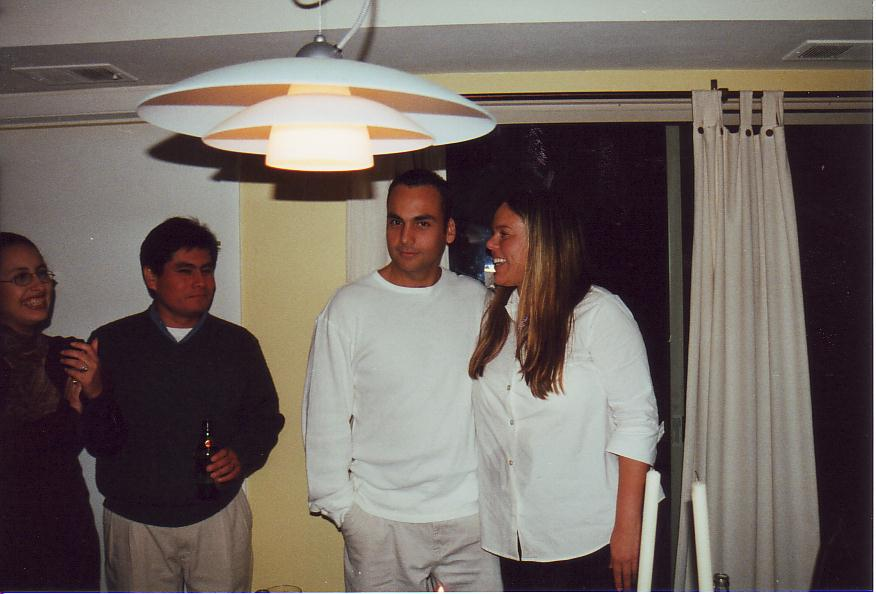 Giancarlo's Birthday Oct 2000