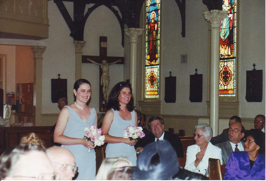Carolyn & Gonzalo's Wedding Jun 2000