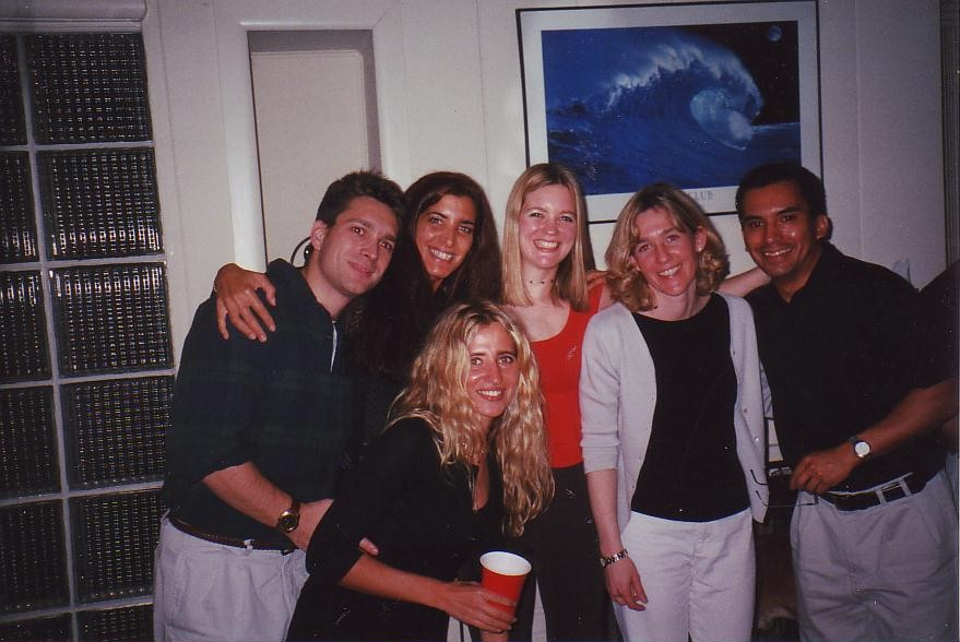 Lauries' Birthday 2000