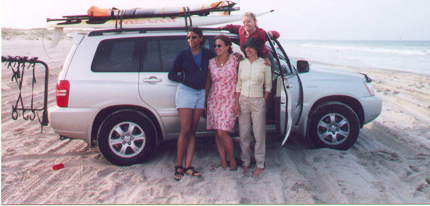 Memorial Weekend NC 2002