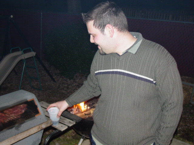 My 31st Birthday BBQ 2005